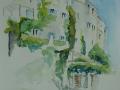 2006-Haeuser-Castillion-du-Gard